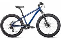 "Велосипед 24"" Forward Bizon mini FatBike 18-19 г 13' Синий/RBKW9W647002"